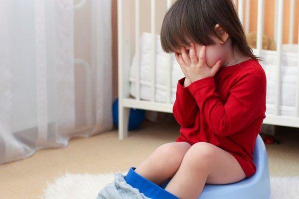 Запор у детей - распространенная проблема
