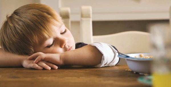 Сонливость - один из возможных симптомов