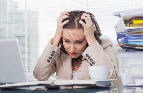Стрессовые ситуации оказывают прямое влияние на работу ЖКТ