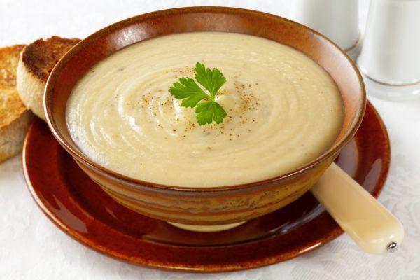 Суп-пюре - отличный вариант