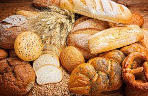 Свежий хлеб и изделия из ржаной и обдирной муки