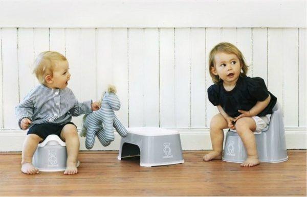 У ребенка не должно возникать дискомфорта при опорожнении