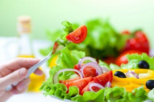 Употребляйте здоровую и полезную пищу