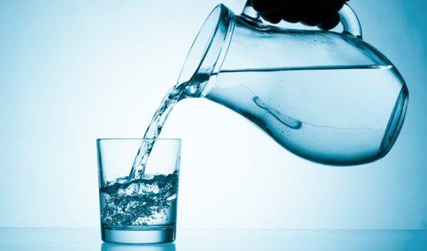 Выход из диеты предполагает день на воде