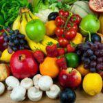 Ягоды, овощи, фрукты