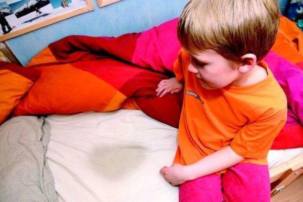 Энурез у детей - это недержание мочи