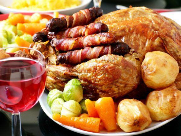 Жареная и жирная пища должна быть исключена из рациона при изжоге