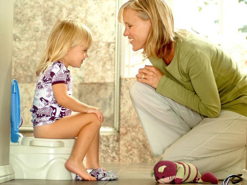 Слабительное для детей при запорах для всех возрастов