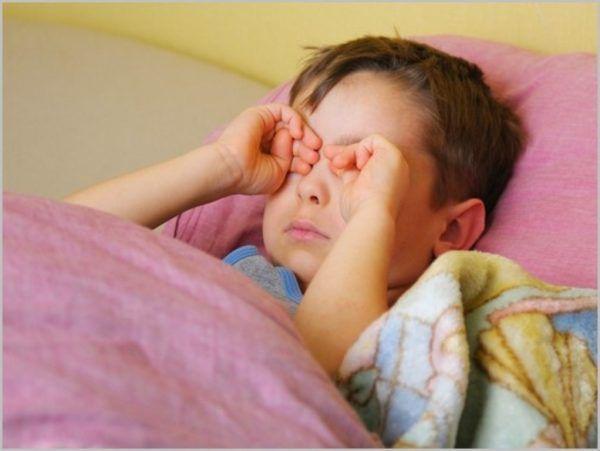проблемы с засыпанием