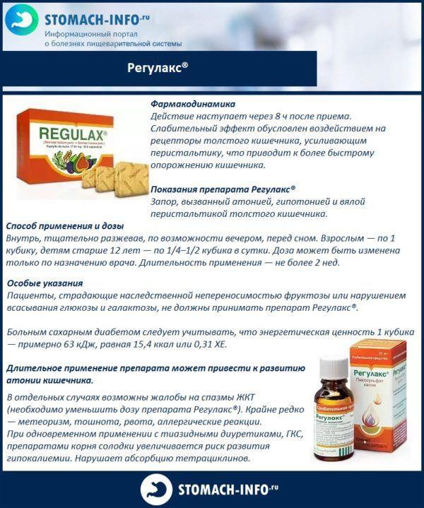 Регулакс®