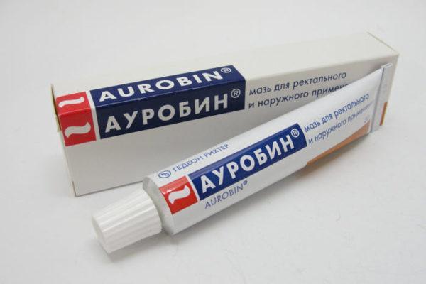 """""""Ауробин"""""""