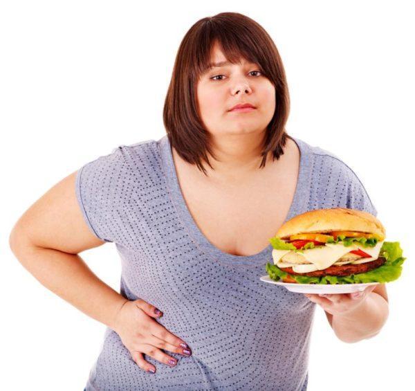 Неправильное питание может провоцировать печеночные колики