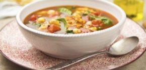 Чашка супа