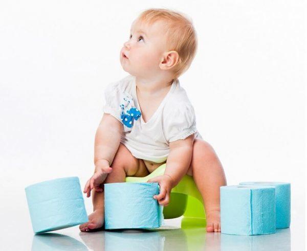 Что делать при жидком стуле у новорожденного
