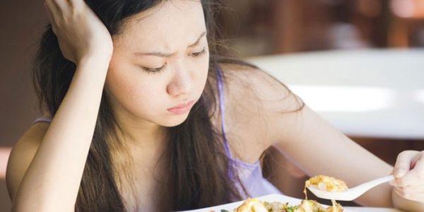 Есть немало причин ухудшения аппетита