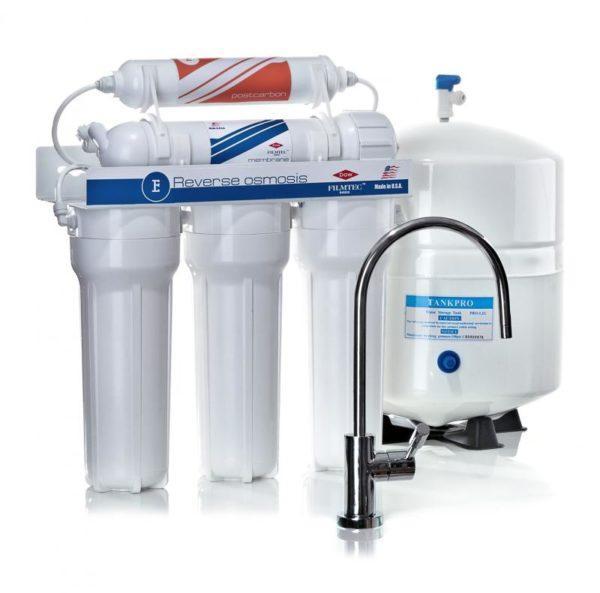 Используйте фильтры для воды