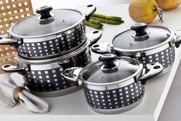 Использование металлической посуды