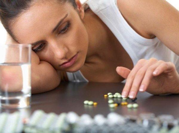 Из-за некоторых препаратов могут возникать дополнительные симптомы