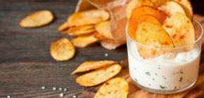 Картофельные чипсы, 50 г