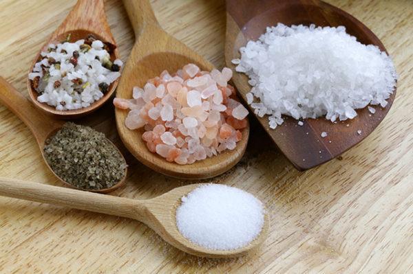 Каждый день подсчитывайте количество соли