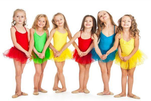 Кружок танцев для детей