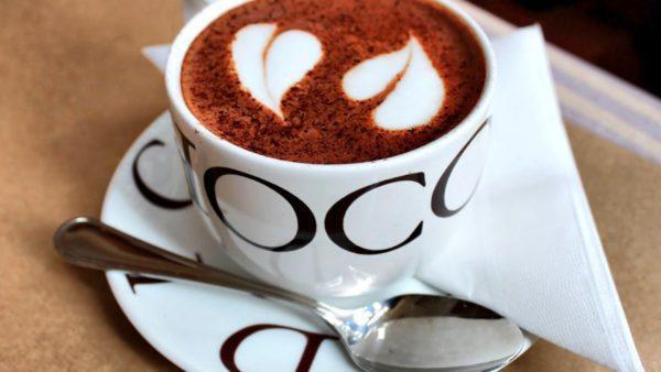 Любовь к кофе
