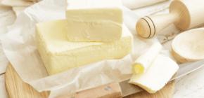 Масло/маргарин — без соли, 1 чайная ложка