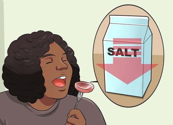 Не злоупотребляйте солью