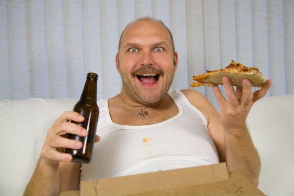 Неправильное питание и алкоголь могут стать причиной стеатореи