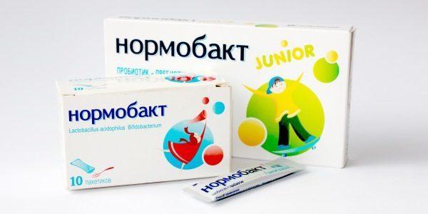 Нормобакт считается одним из самых эффективных препаратов  для лечения дисбактериоза у детей