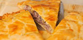 Один мясной пирог