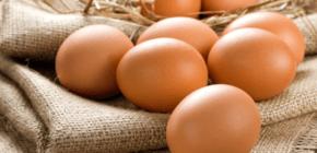 Одно большое яйцо