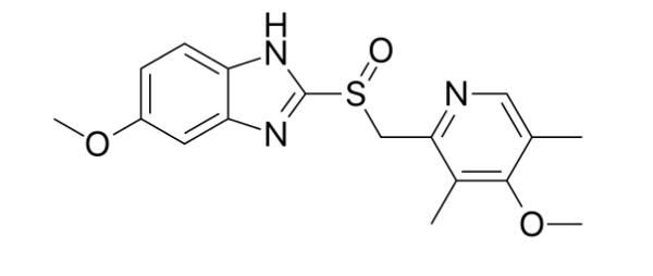 Омепразол — исторически первый ингибитор протонного насоса