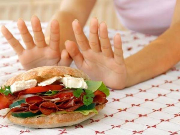 Особенности питания во время лечения