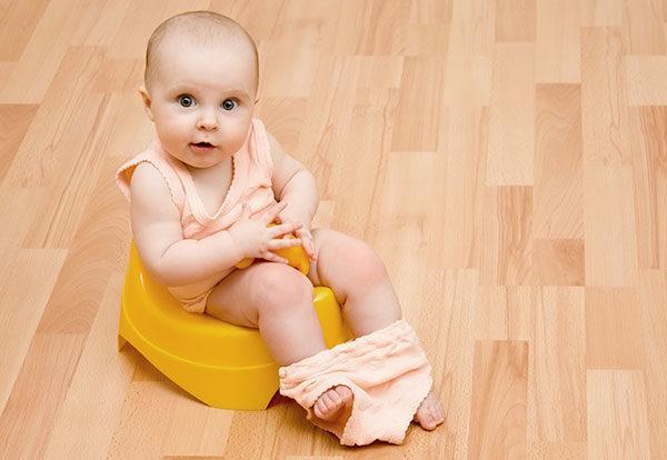 Пищеварению малыша нужно уделять особое внимание