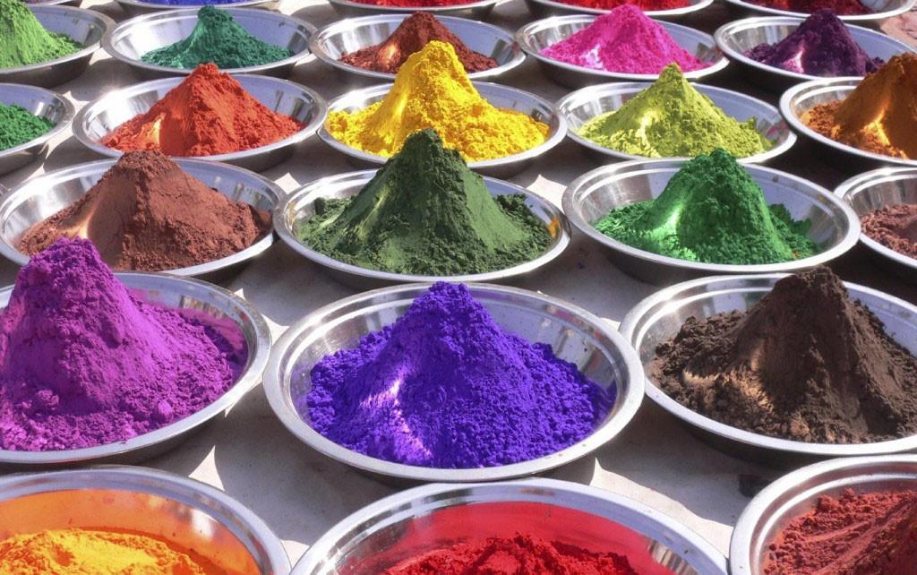 chromatography of food dye