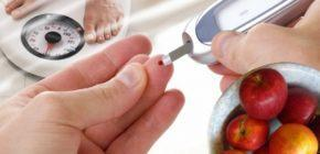 Полнота и сахарный диабет