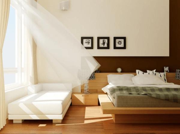 Помните, что проветривание в течение длительного времени может привести к потере тепла в спальне