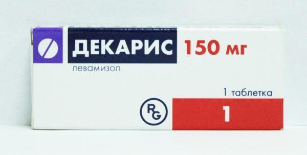 Препарат Декарис