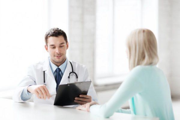 При появлении тревожных симптомов сразу обращайтесь к врачу