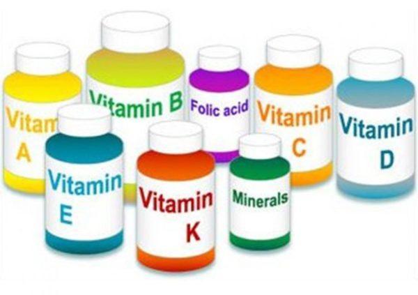 Применение витаминных комплексов