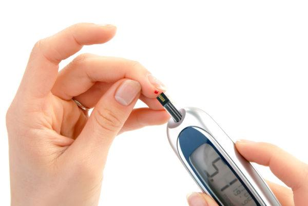 Проверка глюкозы в крови