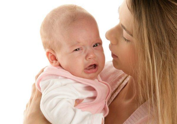 Ребенок часто плачет