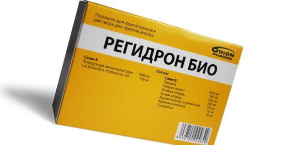 Регидрон применяется для коррекции водно-электролитного дисбаланса при диарее