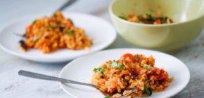 Рис или паста, 1 чашка