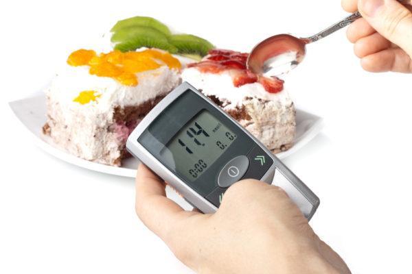 Сахарный диабет - одно из возможных осложнений