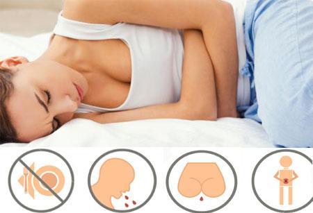 Симптомы хронического энтерита