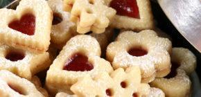 Сладкое печенье, 2 штучки