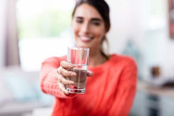 Соблюдайте правильный питьевой режим
