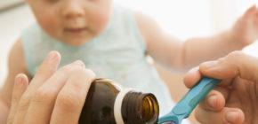 Средство от запора для детей